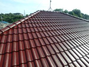 倉敷市 F様邸 外壁・屋根塗装工事