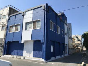 倉敷市 F様店舗 外壁塗装工事