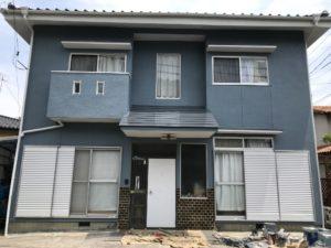 倉敷市 H様邸 外壁・屋根塗装工事