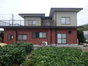 倉敷市 T様邸 外壁塗装・屋根塗装工事