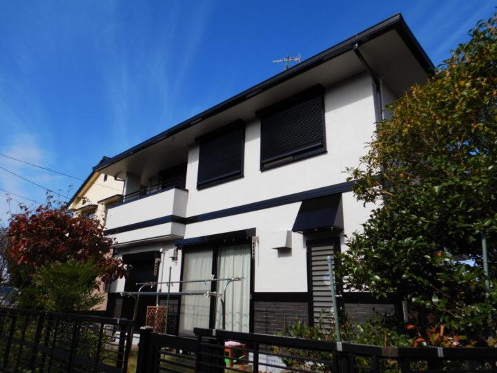 倉敷市 K様邸 外壁塗装・屋根塗装工事