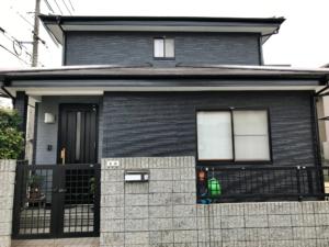 倉敷市 M様邸 外壁塗装工事