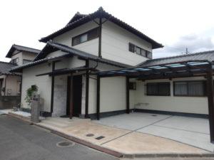 倉敷市 F様邸 外壁・屋根塗装