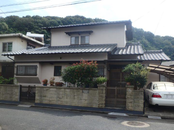 倉敷市 S様邸 外壁塗装・屋根塗装工事