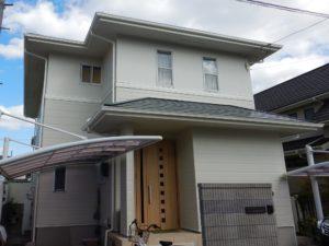 倉敷市 Y様邸 屋根塗装・外壁塗装