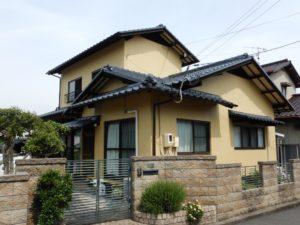 倉敷市 O様邸 屋根塗装・外壁塗装