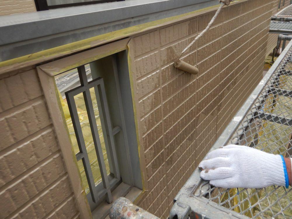 外壁塗装 ダブルトーン