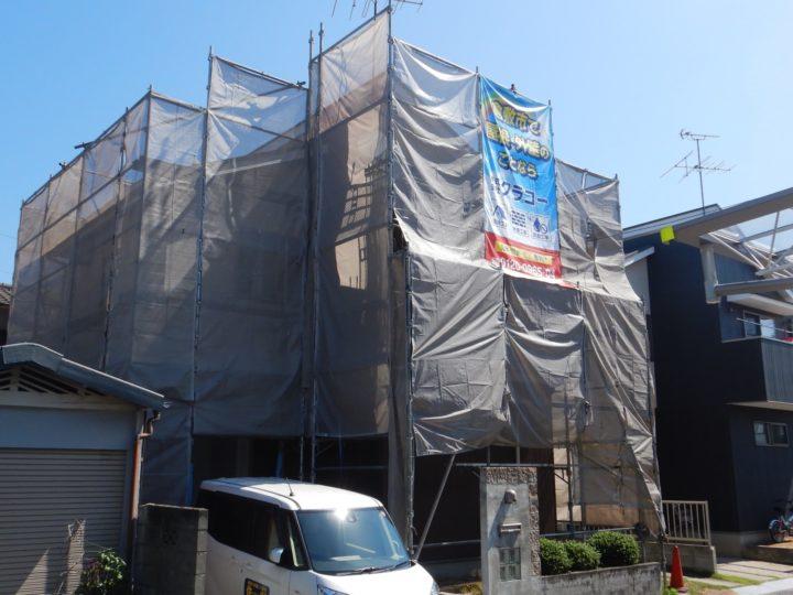 外壁塗装 倉敷市