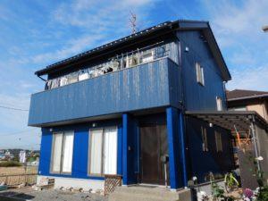 岡山市 N様邸 外壁塗装