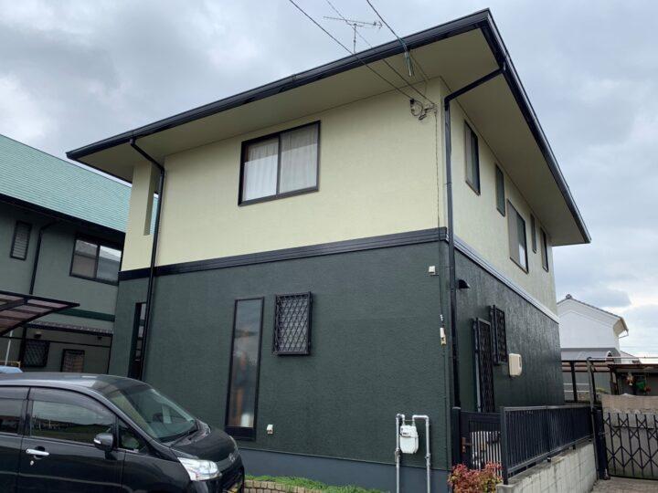 倉敷市 T様邸 屋根塗装・外壁塗装