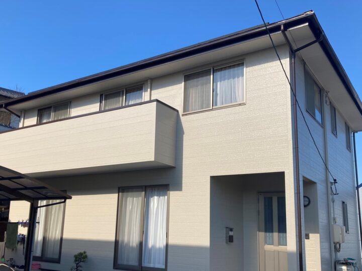 倉敷市 K様邸 屋根塗装・外壁塗装