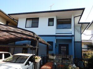 倉敷市 H様邸 屋根塗装・外壁塗装