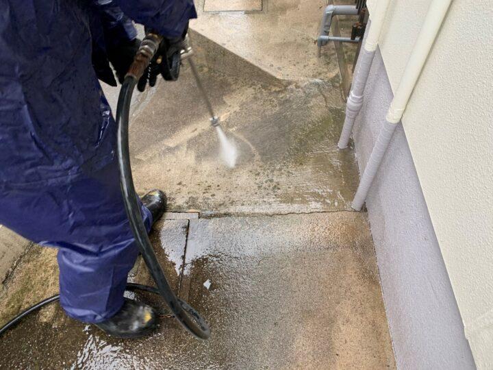 住宅 洗浄