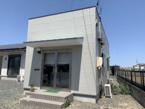 岡山市 H様事務所 屋根・外壁塗装